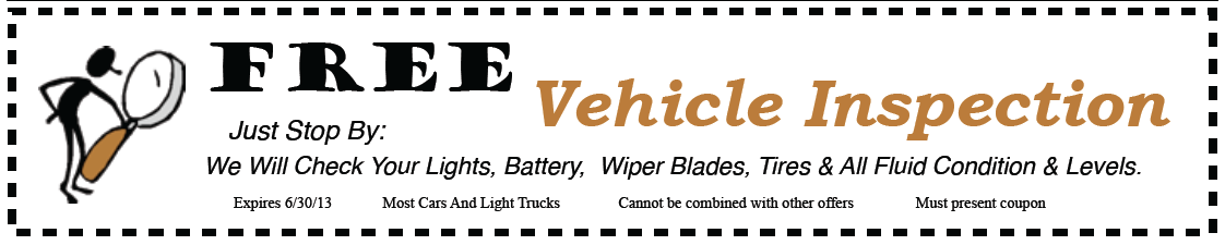 free-vehicle-inspection-june-2013