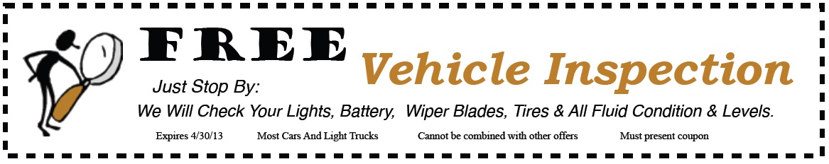 free-vehicle-inspection-april-2013