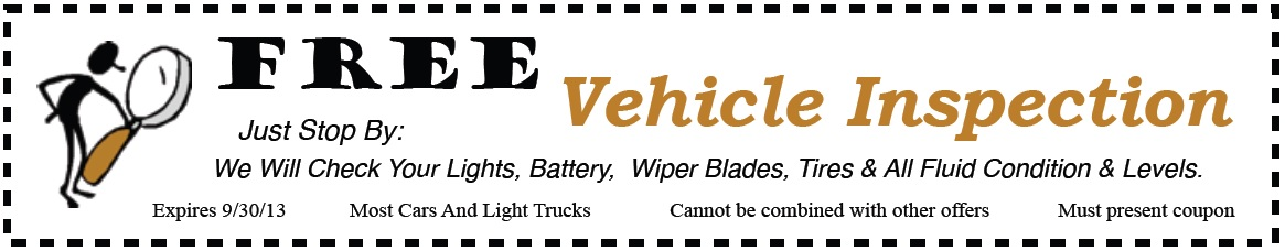 free-vehicle-inspection-september-2013